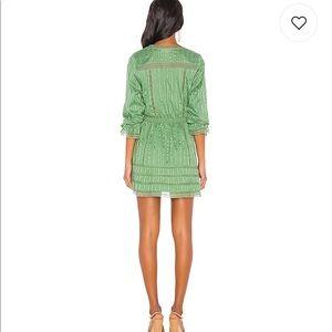 Tularosa Dresses - Tularosa Payton Dress in Mint Green from Revolve